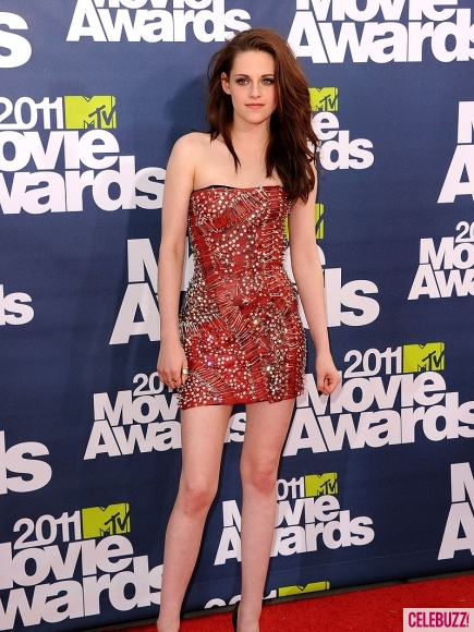 domino goldfish tattoo. tattoo 00020736 2011 MTV Movie kristen stewart 2011 movie awards.