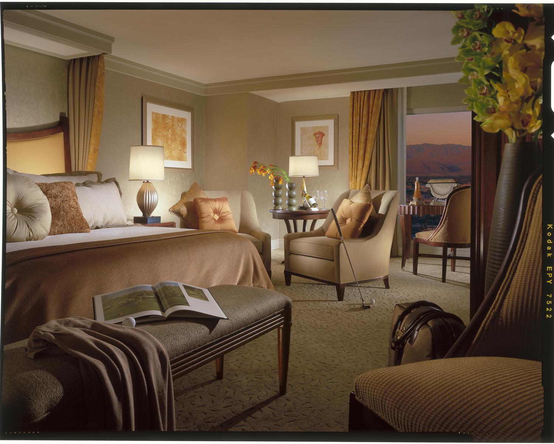 Viajesylujo octubre 2011 for 2 bedroom suites bellagio las vegas