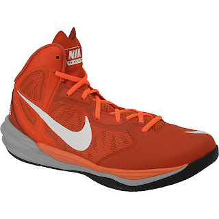 Sports authority 25% off one item: Nike Men's Prime Hype DF Mid Basketball Shoes