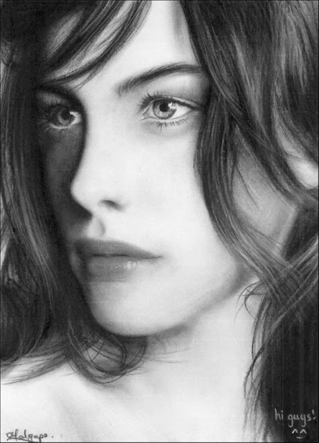 Best Celebrity Pencil Sketch 13