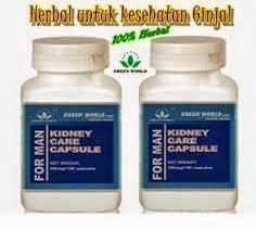 Obat Kidney Care Capsule (For Man)