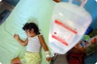 pasien penyakit demam berdarah