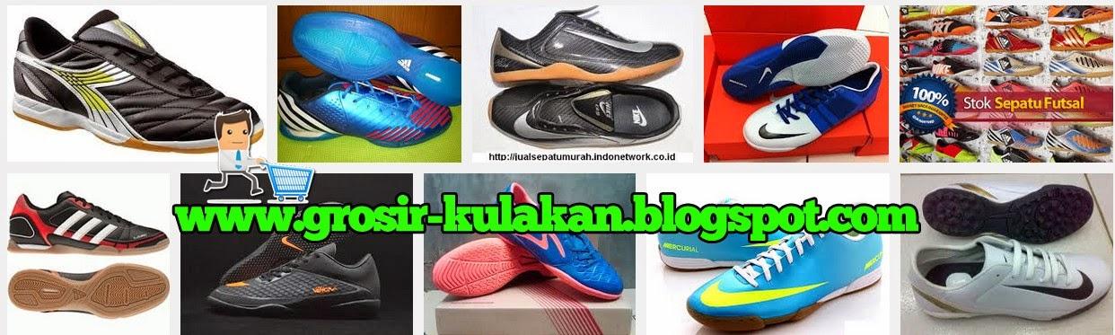 Kulakan Sepatu Futsal