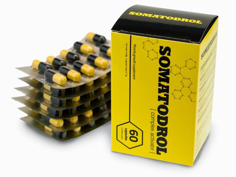 tabletki somatodrol