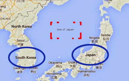 Fullkorea korea and japans territorial dispute google ikea and many other global corporations have written east sea mixed with the sea of japan gumiabroncs Images