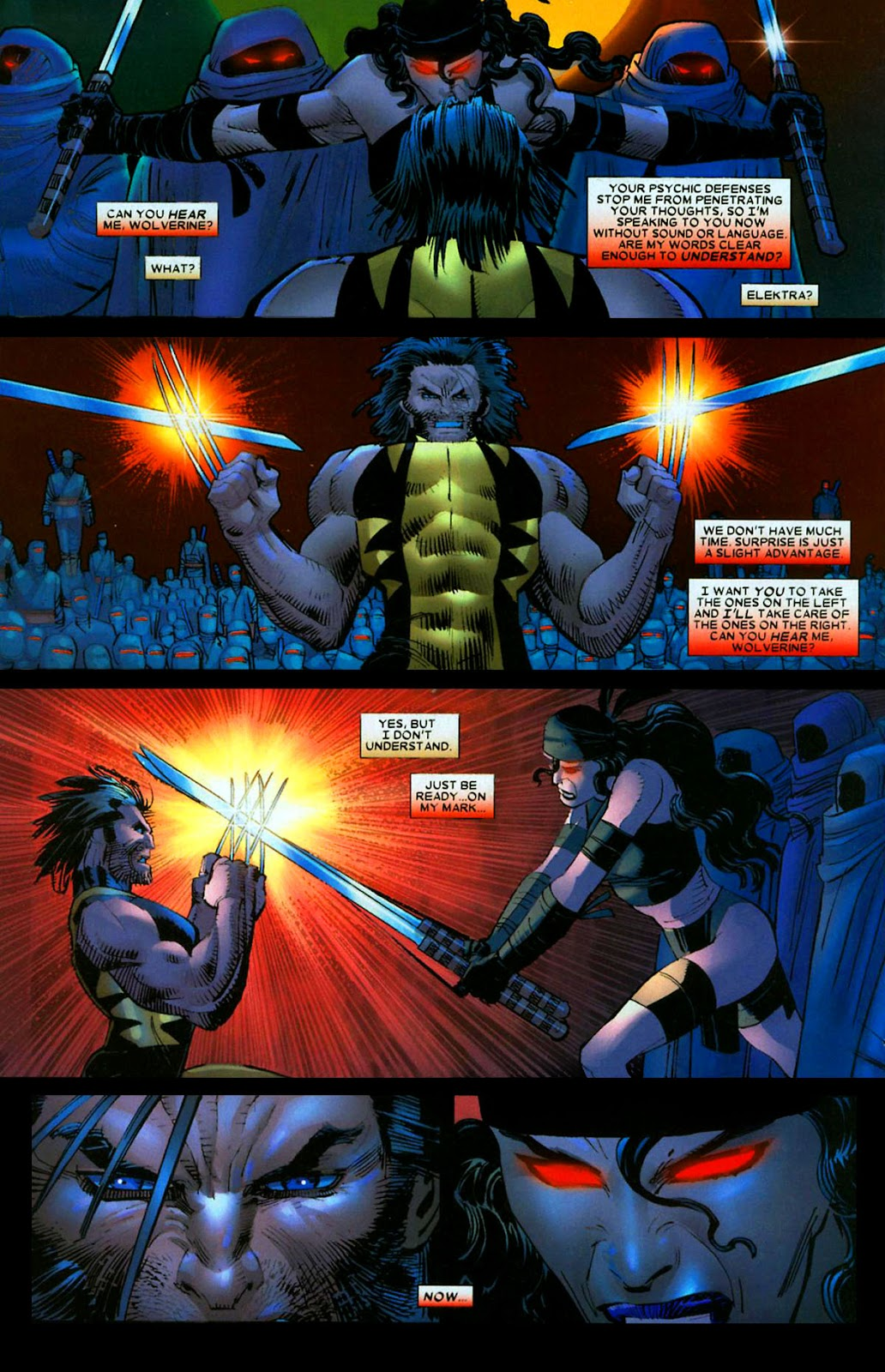Read online Wolverine (2003) comic -  Issue #29 - 16