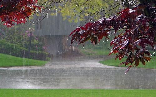 Kumpulan Gambar Suasana Hujan Ukuran Besar