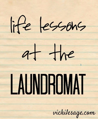Life Lessons at the Laundromat