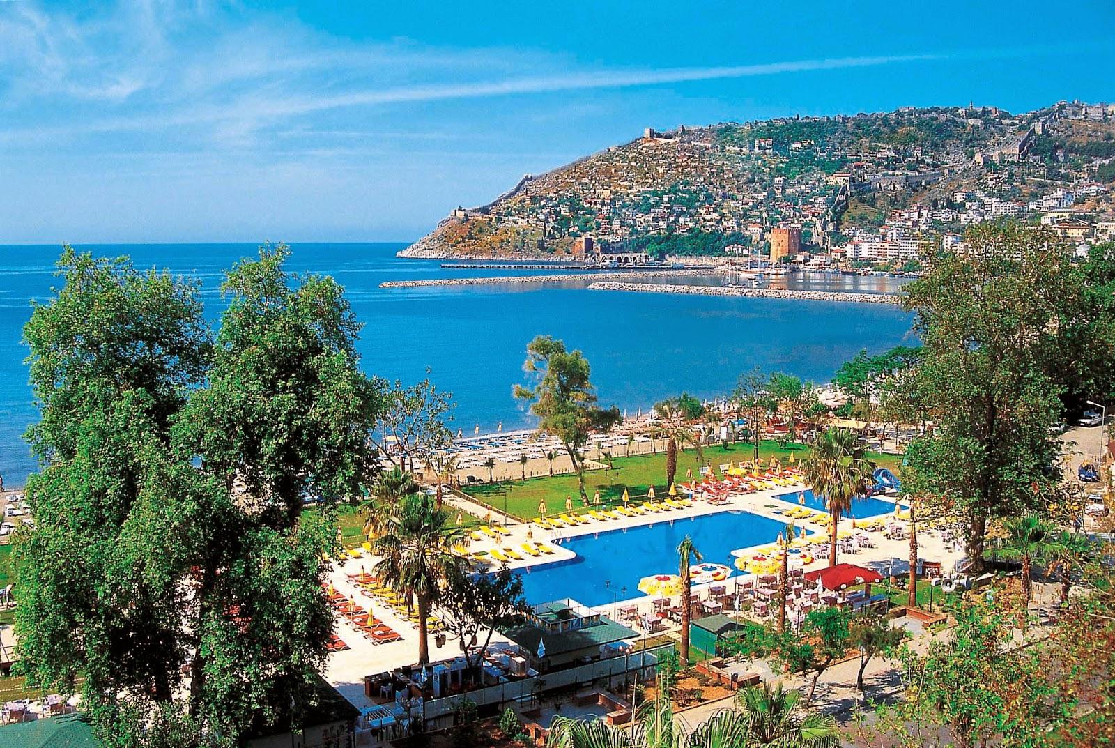 السياحة في انطاليا التركية