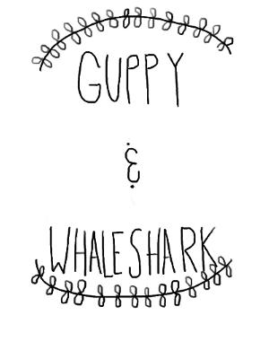 Guppy & Whaleshark