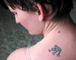 Frog Tattoo Designs
