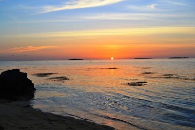 Berburu Sunset dipantai Ujung Gelam, Karimunjawa