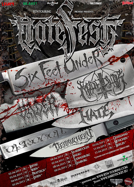 Cartaz do Hatefest