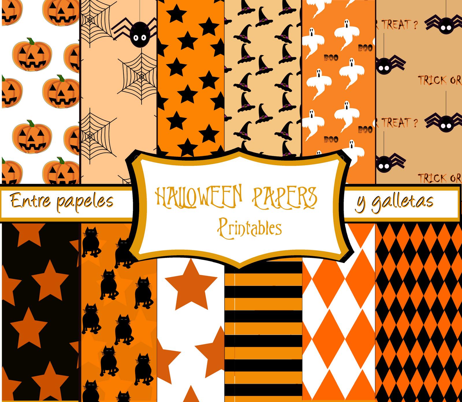 Imagenes De Halloween Para Imprimir