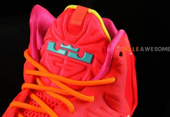 Nike LeBron 11 Black Volt