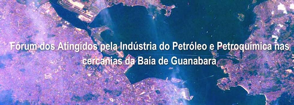 Fórum dos Atingidos pela Indústria do Petróleo e Petroquímica nas Cercanias da Baía de Guanabara