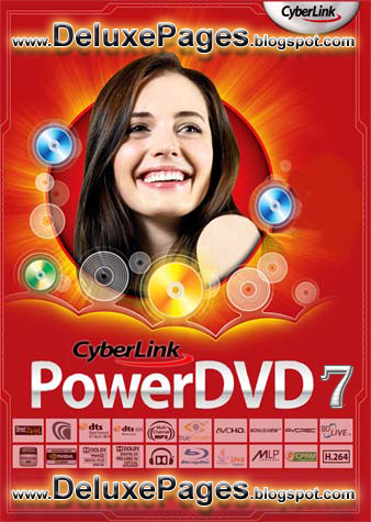 CyberLink PowerDVD 7