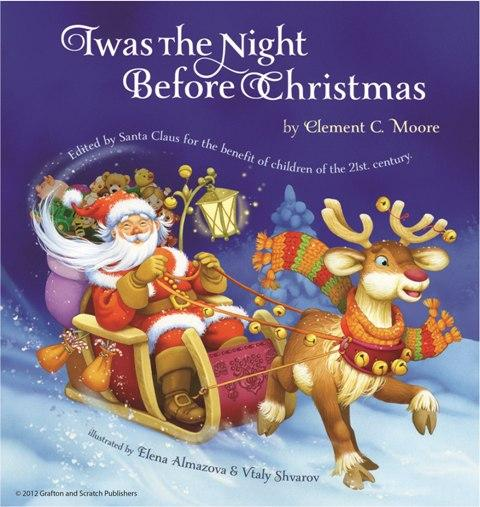 Cozy Little Book Journal: Twas the Night Before Christmas: Edited by ...