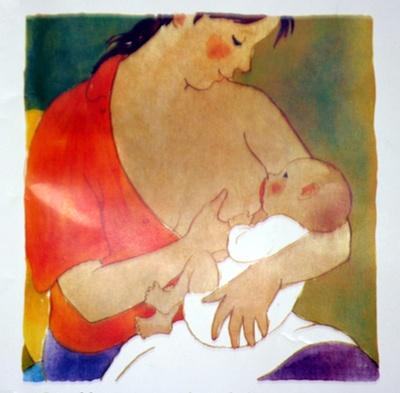 Después de mammoplastiki se ha golpeado por el pecho