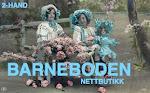BARNEBODEN - Secondhand Nettbutikk