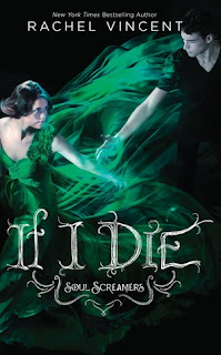 IfIDie Review: If I Die by Rachel Vincent