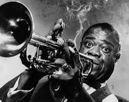 Grandes Maestros del Jazz Louis Armstrong
