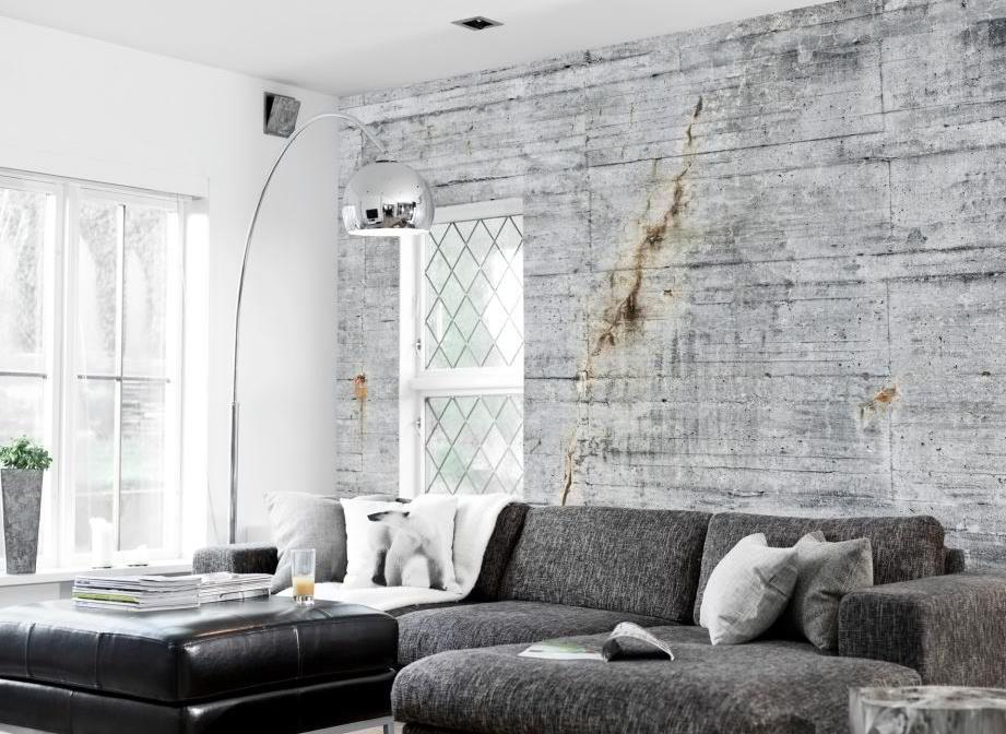 Concrete Wallpaper Collection By Tom Haga Home Design