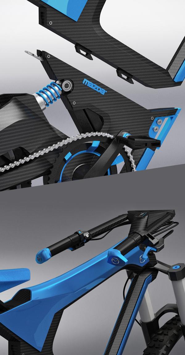 X Bike Mazda