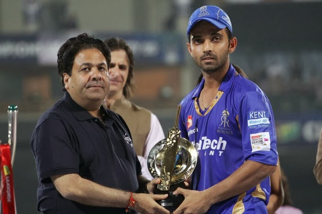 Ajinkya-Rahane-Golden-Bat-RR-vs-MI-CLT20-2013
