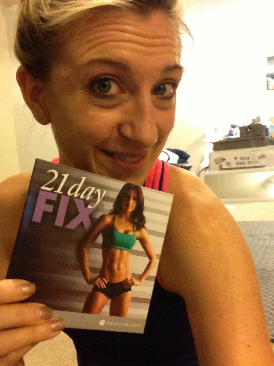 21 Day Fix, Day 1