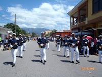 Olanchito,Honduras,Semana Civica, Francisco J Mejia