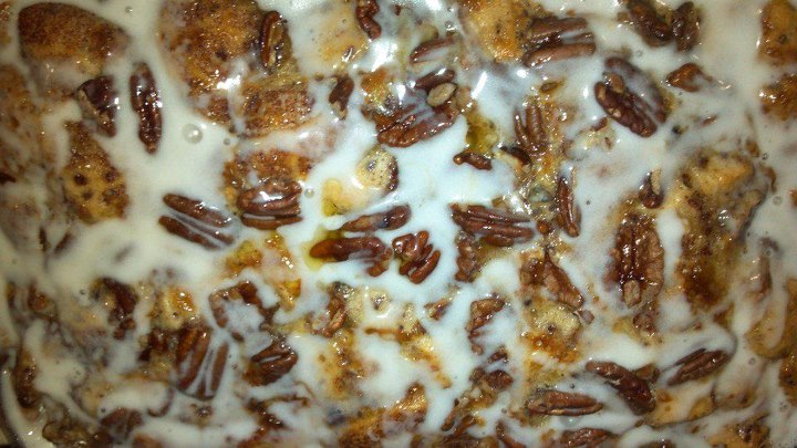 Warm Maple And Cinnamon Bread Pudding Recipes — Dishmaps