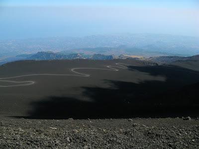 Etna valle bove