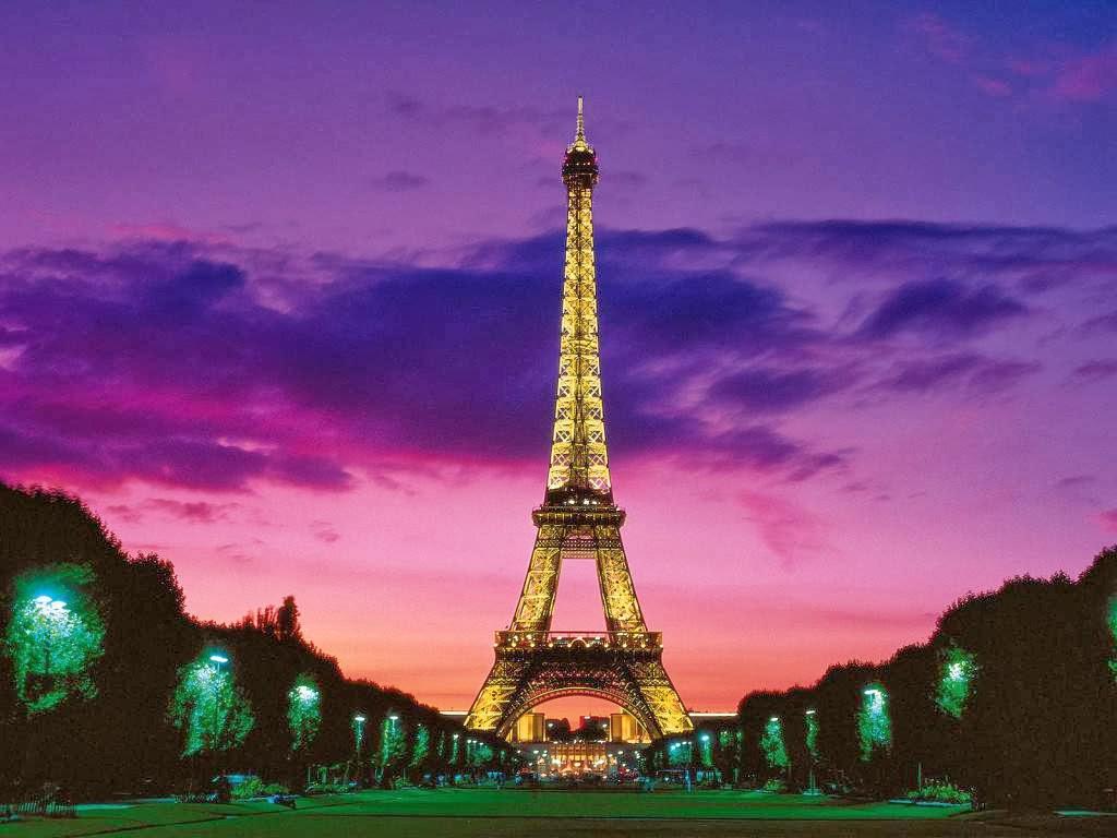 法國花都巴黎