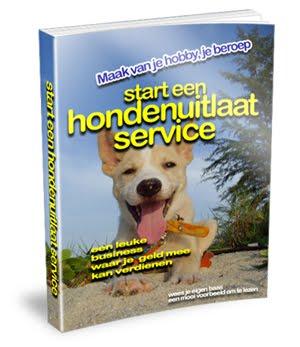 Honden uitlaat service  starten?