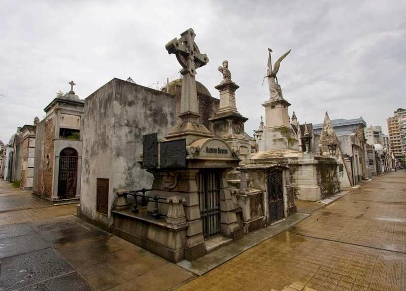 La Recoleta Cemetery - Azcuénaga, Buenos Aires, Buenos Aires Province, Argentina