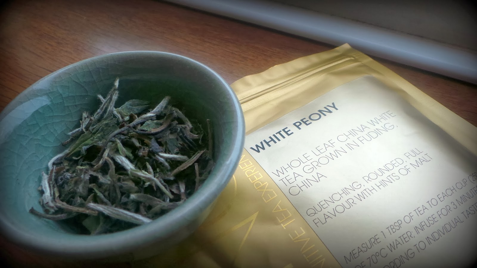 Jing white tea
