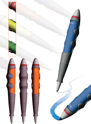 Innovative Pen Markers and Creative Marking Pen Designs (9) 7