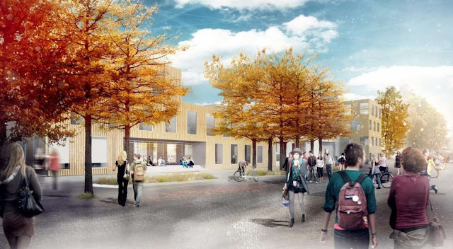 07-Henning-Larsen-Wins-Technical-College-Silkeborg-Competition