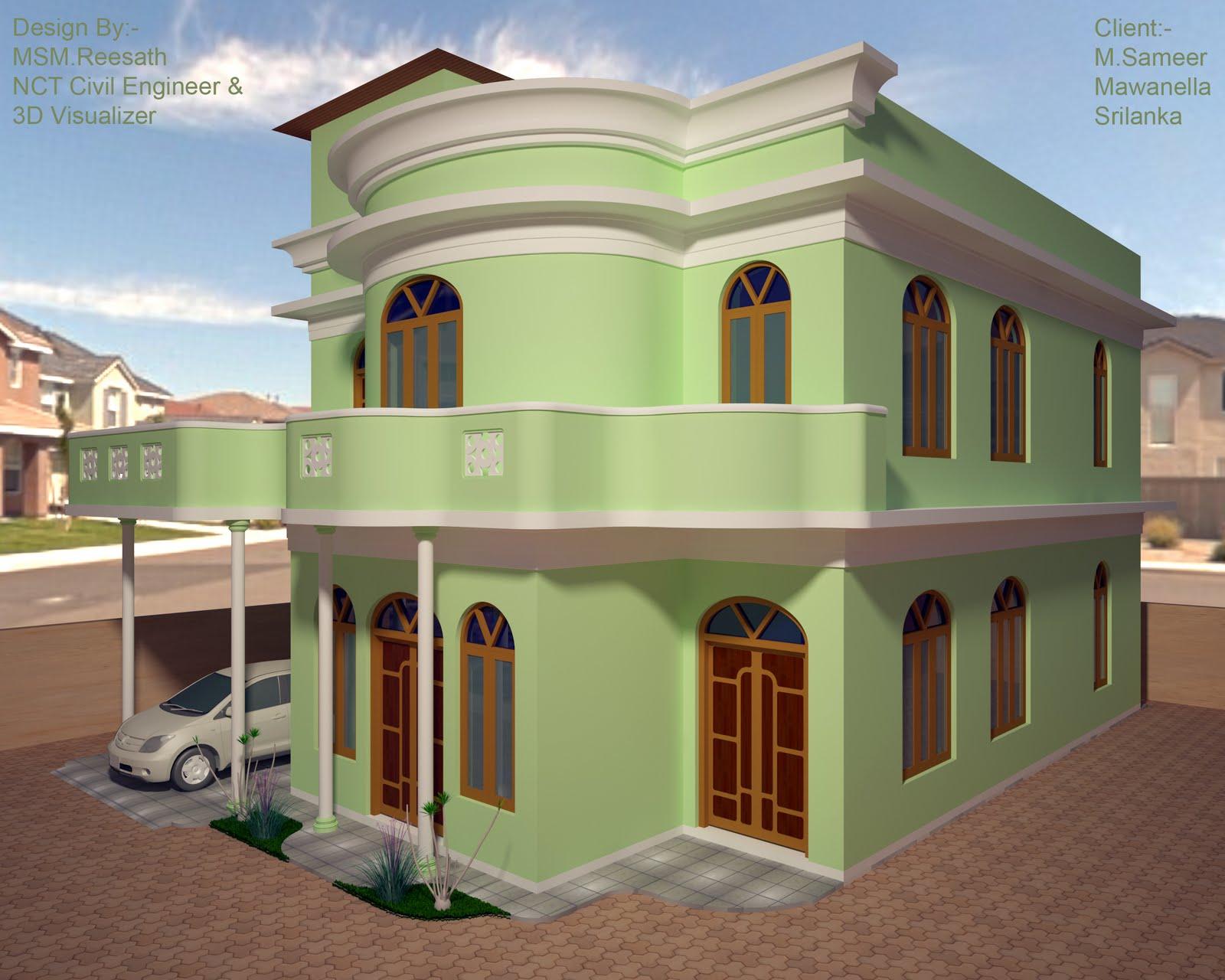 3d visualizer house design for Home design visualizer