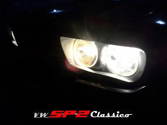 SP2 no escuro