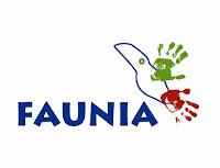 Logotipo de Faunia