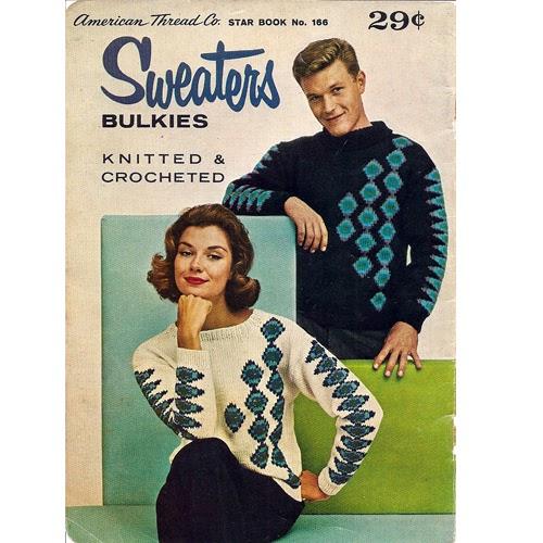 Ski Sweater Knitting Pattern