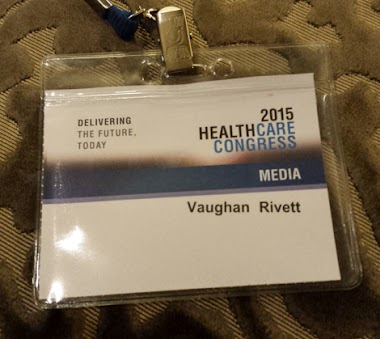 Today I'm blogging from the 2015 Healthcare Congress
