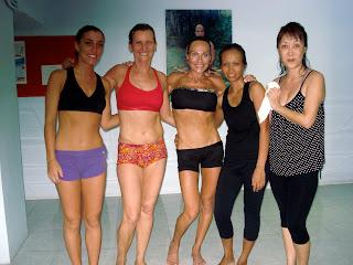 Bikram Yoga studio Phuket Thailand