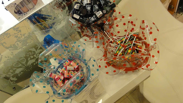 Nails+Inc2 Happy 5th Birthday at House of Fraser Belfast!