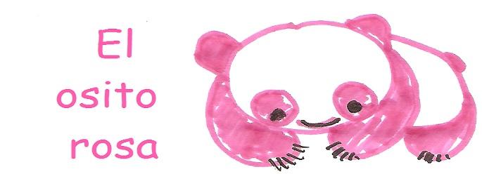 El osito rosa