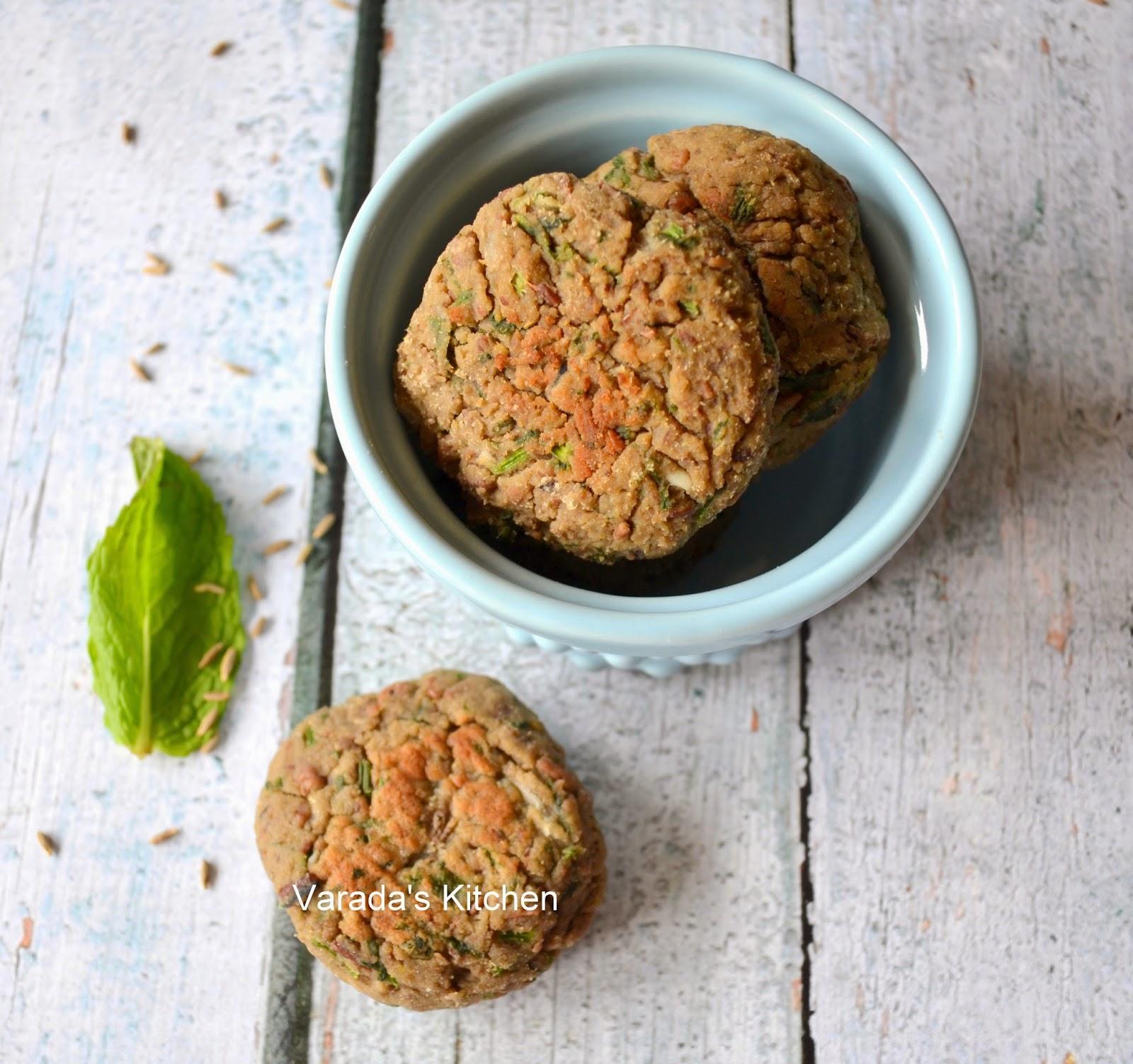 Varada's Kitchen: Ta'amiya / Fava Bean Falafel