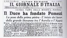 GIORNALE D' ITALIA