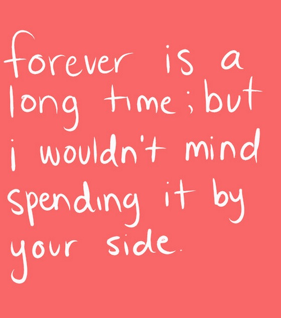 Forever Love Quotes : Forever Love Quotes For Him. QuotesGram